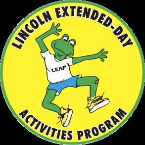 circle LEAP logo