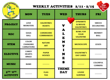 WeeklyActivites2.11